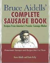 Big Book of Sausage Recipes